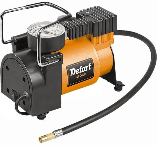Defort Auto Compressor In Tas - Max. 7 Bar - 12V