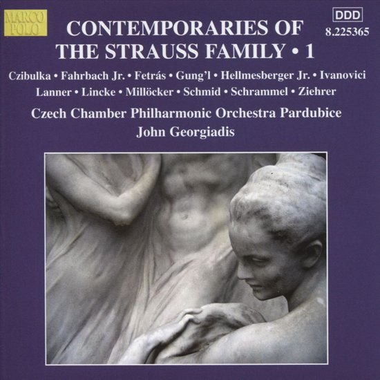 Contemporaries Of The Strauss Family 1