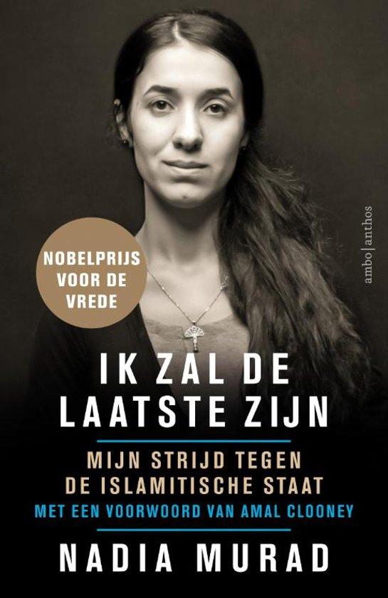 Boek cover Ik zal de laatste zijn van Nadia Murad (Paperback)