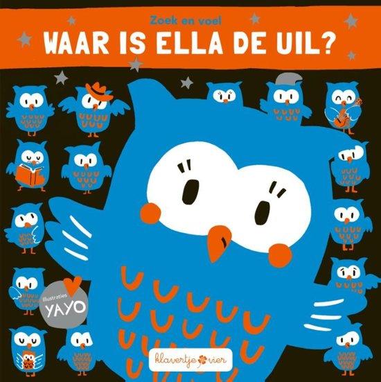 Zoek en voel - Waar is Ella de uil?