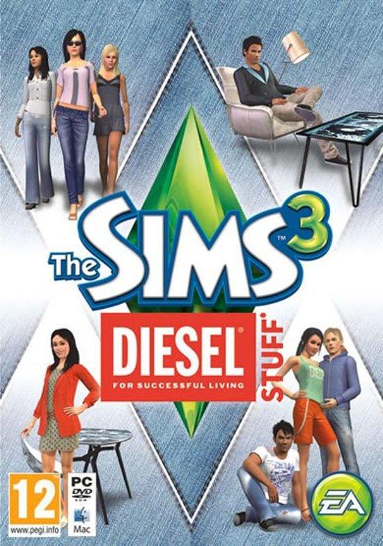 De Sims 3: Diesel Stuff - Windows