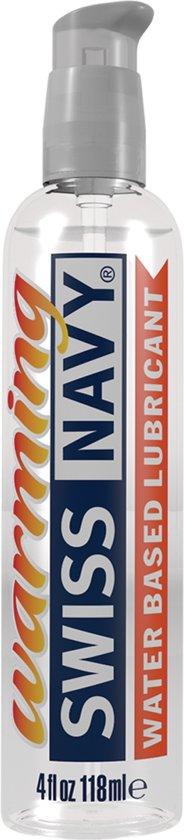 Swiss Navy Verwarmend Glijmiddel 118 ml