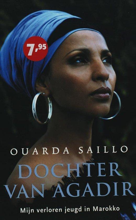 Dochter van Agadir - Voorkant