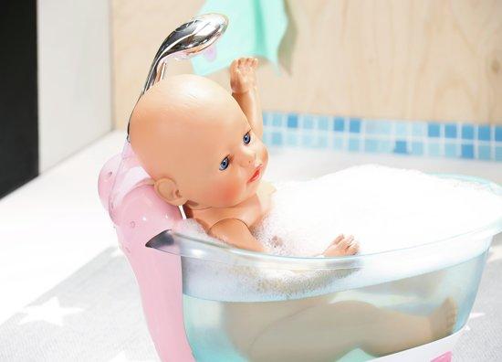BABY born® Poppenbad met rubberen eendje