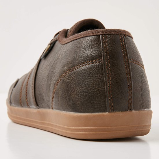 British LaagDonker Knights 40 Sneakers Heren Bruin Maat Surto rdCtQsh