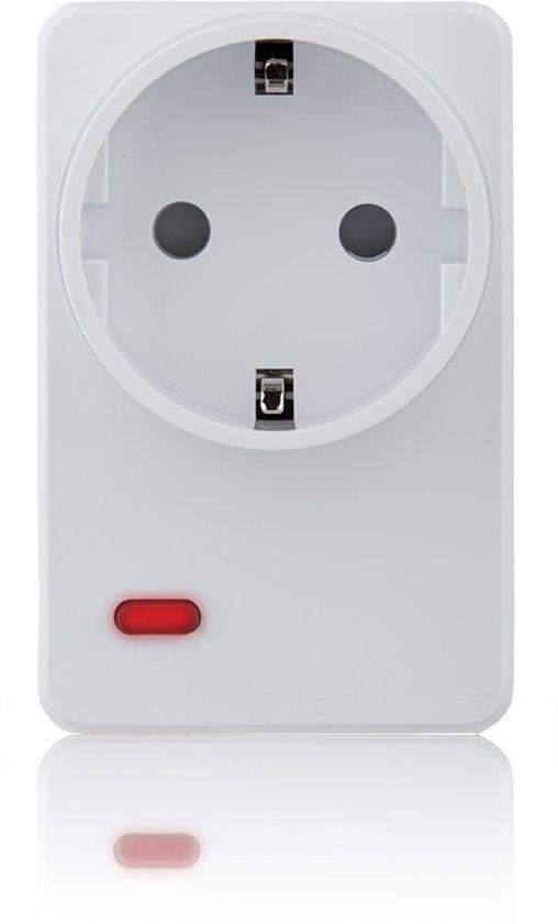 Blaupunkt PSM-S1 Slimme Stekker - Smart Home - Makkelijk programmeren