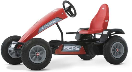 BERG Classic Extra Sport Red BFR-3 Skelter