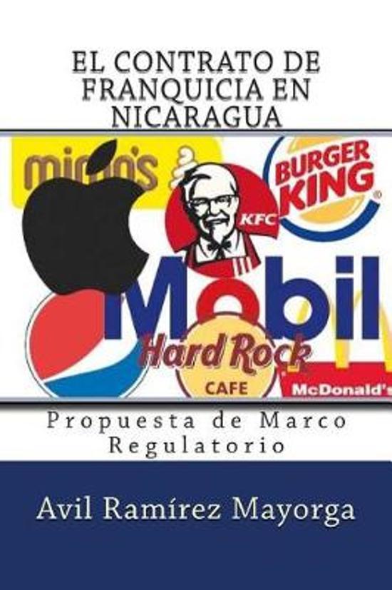 El Contrato de Franquicia en Nicaragua