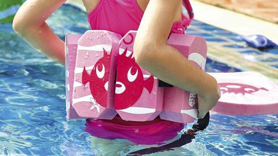 Beco Sealife - Zwemgordel voor kinderen - Roze – 2-6 jr / 18-30 kg