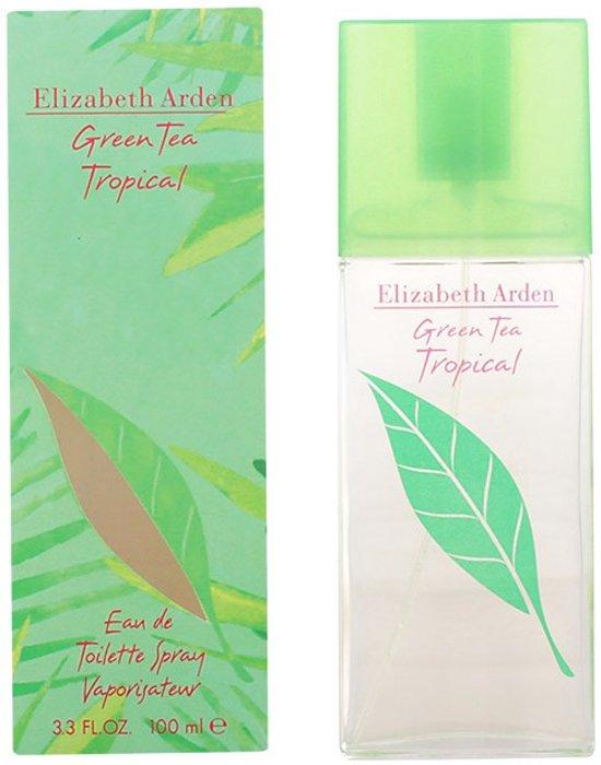 Elizabeth Arden Green Tea Tropical - 100 ml - Eau de toilette