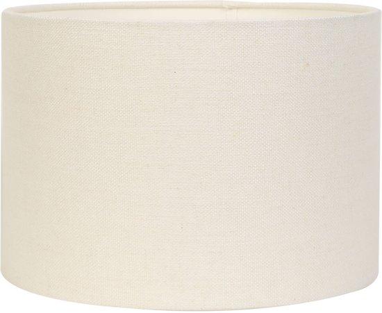 Light & Living Kap cilinder LIVIGNO  40-40-30 cm  -  eiwit