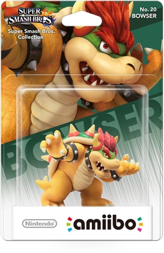 Nintendo amiibo Smash Bowser