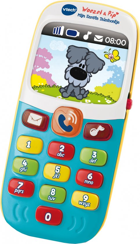 Afbeelding van VTech Baby Woezel & Pip Telefoontje - Babytelefoon speelgoed