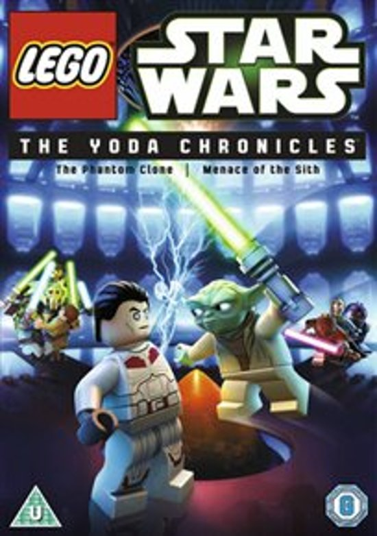 LEGO Star Wars - The Yoda Chronicles (Import)