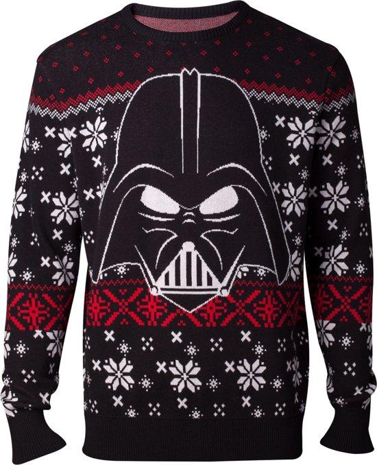 Kersttrui Met Muziek.Bol Com Difuzed Star Wars Kersttrui Darth Vader Maat Xxl Zwart