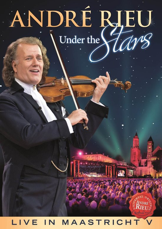 Andre Rieu - Under The Stars (Live In Maastricht) (Dvd)