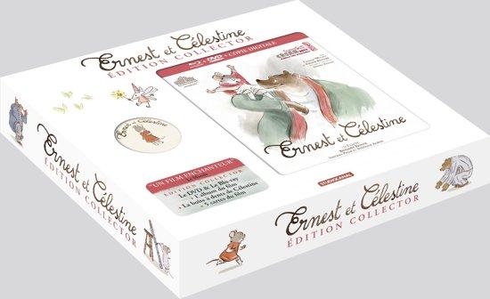 Ernest Et Celestine Edition Collect