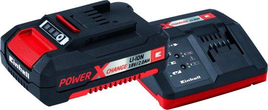 EINHELL Accu starter kit 18 V / 2.0 Ah - Power-X-Change
