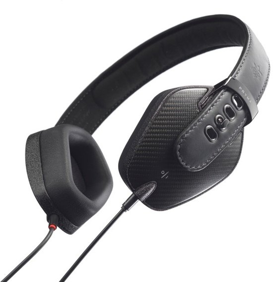 Sonus Faber Pryma Koptelefoon - Special Carbon zwart