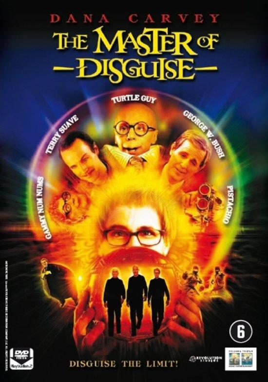Cover van de film 'Master Of Disguise'