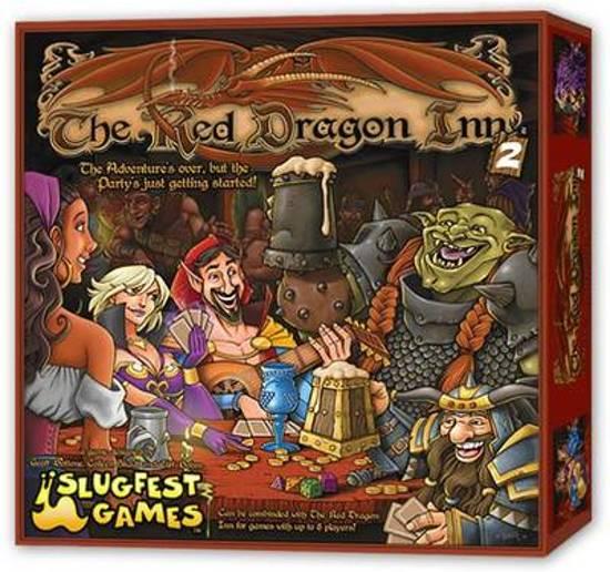 Afbeelding van het spel Red Dragon Inn 2