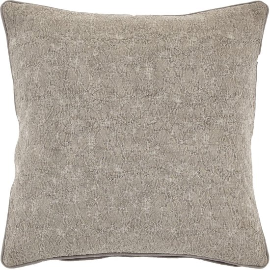 Kussenhoes Weco 45x45 cm taupe