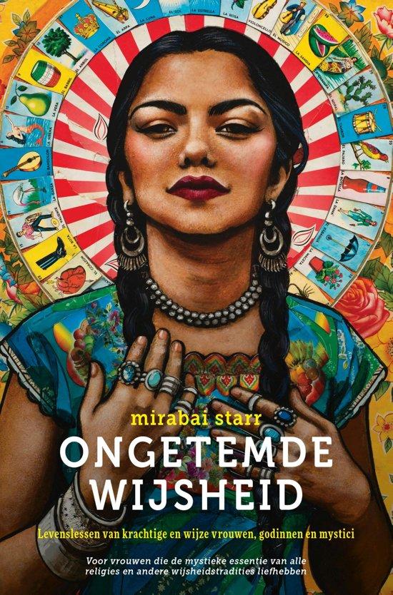 Boek cover Ongetemde wijsheid van Mirabai Starr (Paperback)