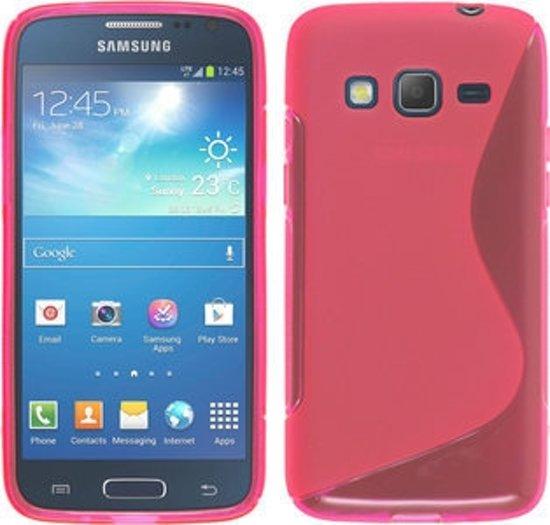 Bol samsung galaxy core prime silicone case s style hoesje roze samsung galaxy core prime silicone case s style hoesje roze thecheapjerseys Gallery