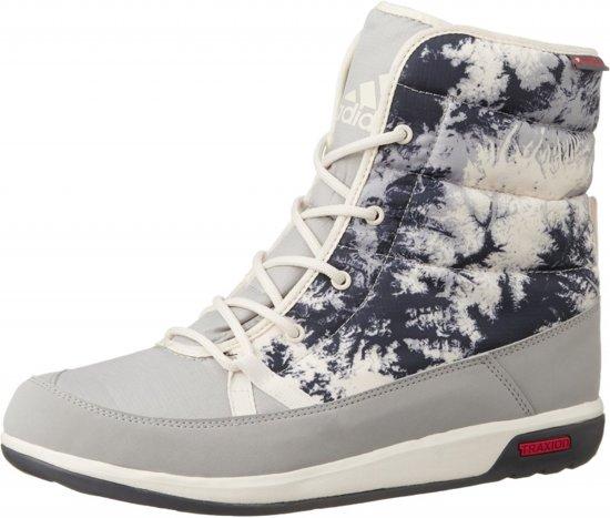 bol.com | Adidas Snowboots Choleah Padded Dames Grijs Maat ...