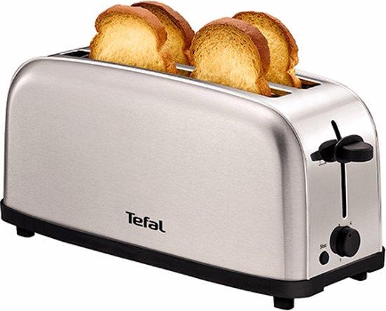 Tefal Ultra Mini TL330D - 4 sneden - Broodrooster