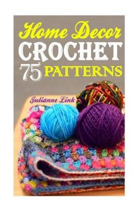 Bolcom Crochet Home Decor Julianne Link 9781544872438 Boeken