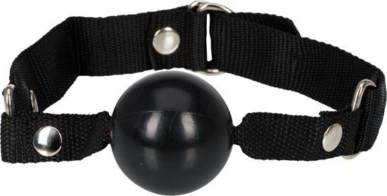 Pipedream Fetish Fantasy mondknevel Beginner's Ball Gag zwart