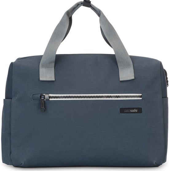 Intasafe Laptop L 16 Tas Brief Diefstal Blauwnavy Pacsafe Blue Anti ZOukXiP