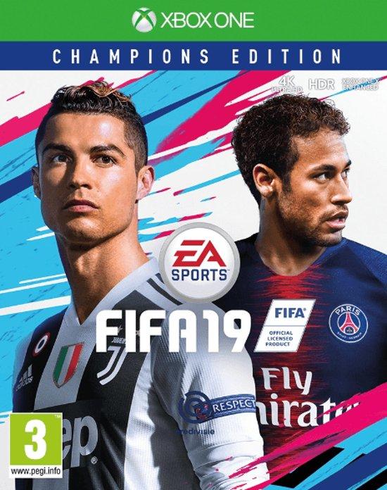 FIFA 19 - Champions Edition - Xbox One: Bij een gebruikt exemplaar heeft u enkel de basis game