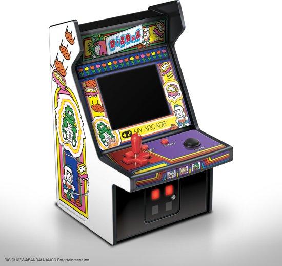 My Arcade Retro Mini Arcade Machine Dig-Dug