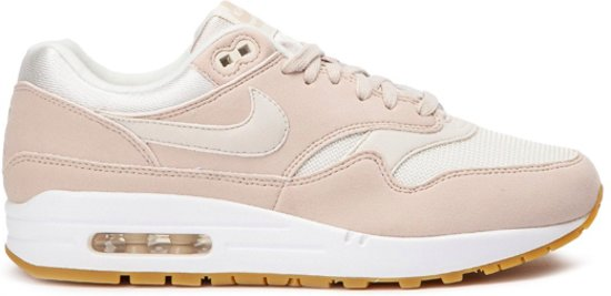 b824f6f7f6a Nike Air Max 1 - Sneakers - Lichtroze/Wit/Gum - Maat 39