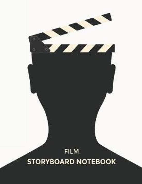 Film Storyboard Notebook