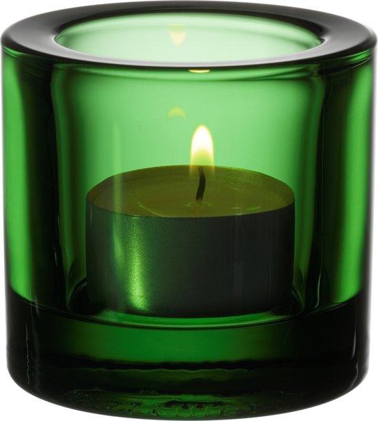 Iittala Kivi Theelichthouder - 6 cm - Groen