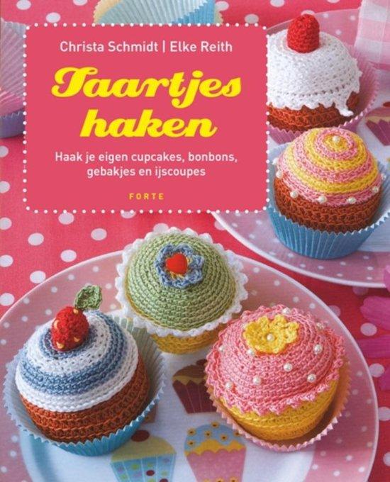 Bolcom Taartjes Haken Christa Schmidt 9789058779465 Boeken
