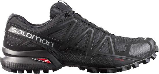 | Salomon Speedcross 4 Sportschoenen Heren Black