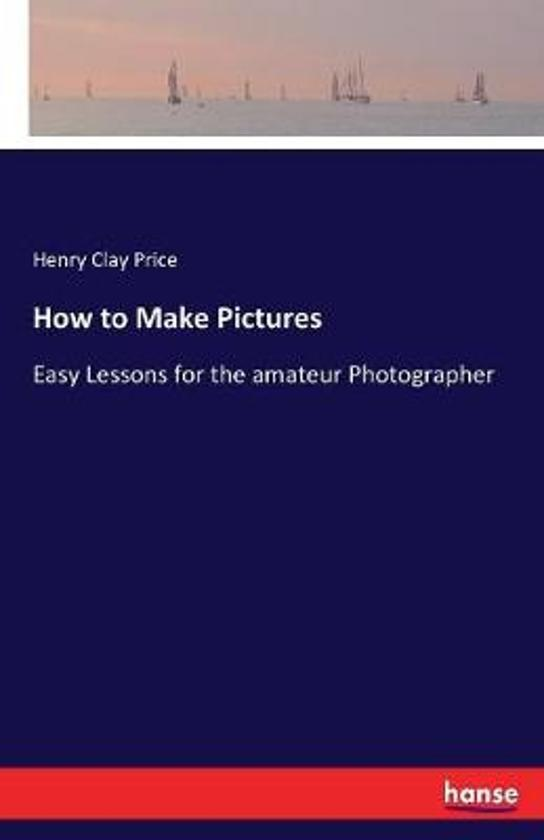 How to Make Pictures
