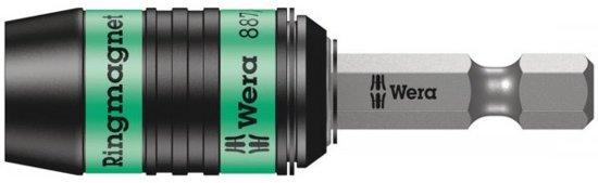 """Wera Bithouder Ringmageneet met snelwisselsysteem 1/4"""" 57mm (Prijs per stuk)"""