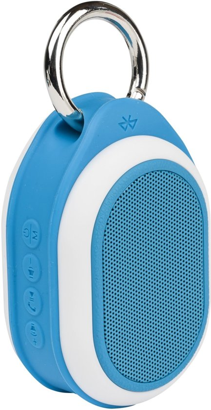 Soundcrush V9 - MEGA HQ - Blue/White - Spatwaterdicht