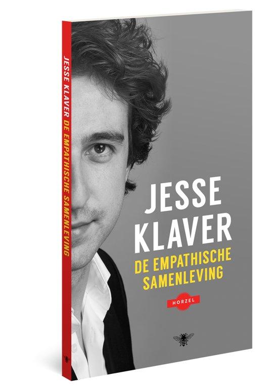 Boek cover De empathische samenleving van Jesse Klaver (Paperback)
