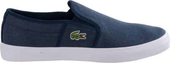6d26523704987 Lacoste Gazon Sport CSU2 SPM - Sneakers - Mannen - Maat 47 - Blauw