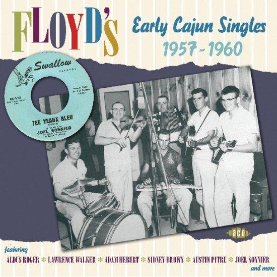 Floyd's Early Cajun Singl