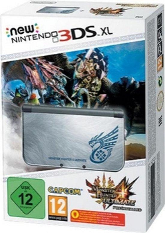 Nintendo NEW 3DS XL + Monster Hunter 4 (Pre-installed) kopen