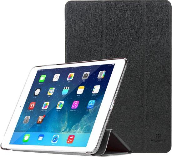 iPad Mini 1 - 2 - 3 - Slim Bescherm-Hoes Etui Map -  Zwart in Woudse Dijk