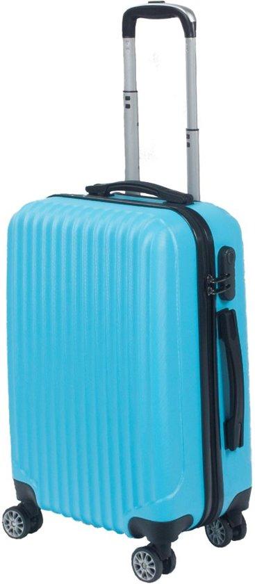 koffertje handbagage vliegtuig