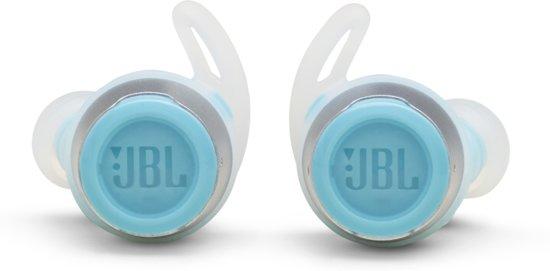 JBL Reflect Flow Blauw - Draadloze in-ear oordopjes